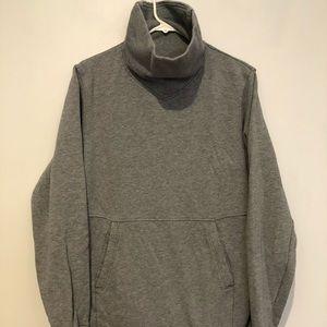 Lululemon gray pullover sweatshirt